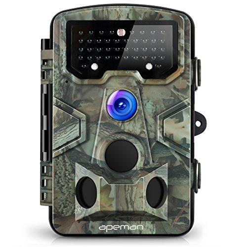 La cámara de caza fue diseñado para tomar fotos y vídeos de salvajes, observar animales de lejos. Idendifica los movimientos de animales o vigilancia de seguridad. La velocidad de obturador es importante para cámara de caza ,que capture momentos prec...