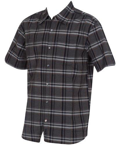 Billabong chemise à carreaux cOMBUST Gris - taupe