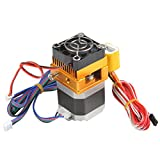 YOTINO MK8 Extruder set Upgrade Druckkopf 1.75mm Filament  für Reprap Prusa i3 3D Drucker Reprap Mendel MakerBot 0,2/0,3/0,4/0,5mm Düse