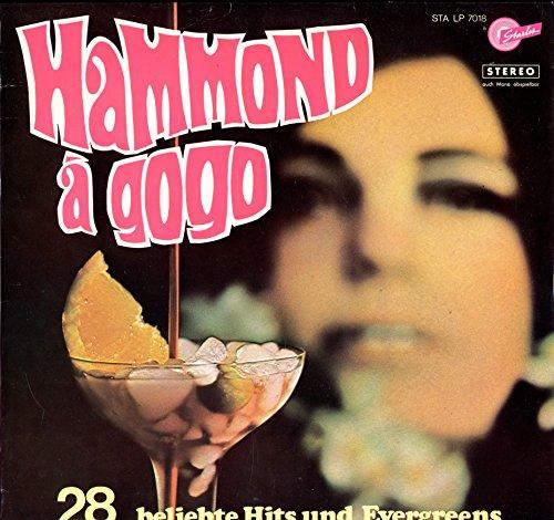 Hammond a gogo 28 beliebte Hitzs und Evergreens Vinyl LP