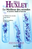 Telecharger Livres Le Meilleur des mondes et autres chefs d oeuvre (PDF,EPUB,MOBI) gratuits en Francaise