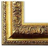 Online Galerie Bingold Bilderrahmen Rom Gold 6,5 - LR - 10 x 10 cm - wählen Sie aus über 500 Varianten - alle Größen - Landhaus, Antik, Barock - Fotorahmen Urkundenrahmen Posterrahmen