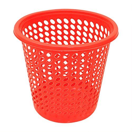 Kein Müll kann das Wohnzimmer Küche Badezimmer Schlafzimmer ausgesetzt Haushalt Latrinen mit Druck, Kleine und Große, ohne Hochdruckreiniger - Rote Abdeckung