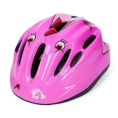 Babimax Kids helmets Children's Multi-Sport Safety Bike Helmets Cycling Skating Scooter for Girls / Boys (Pink) by QY-001