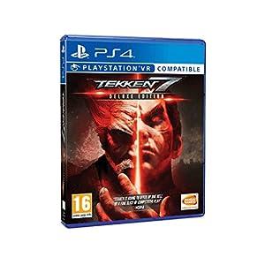 Namco Bandai Games TEKKEN 7 - Deluxe Edition De lujo PlayStation 4 vídeo - Juego (PlayStation 4, Lucha, Modo multijugador)