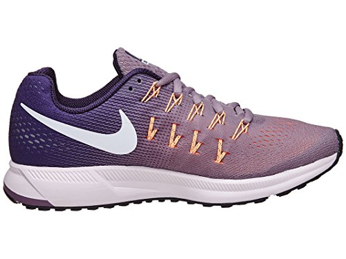 Nike Damen 831356-500 Trail Runnins Sneakers Violett