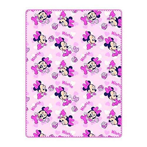 GUIZMAX Manta Polar Minnie Mouse Cobertura Silla Bcp
