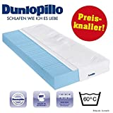Dunlopillo 7 Zonen Coltex Matratze 90x190cm H2 Blue Vision Impulse NP:299EUR