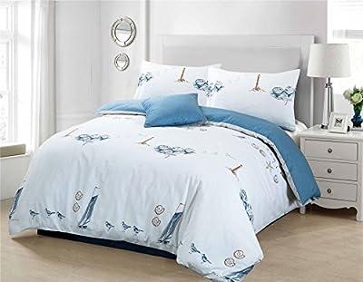 Beachcomber 100% Cotton Duvet Set - cheap UK light store.