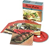 Pan Asia (MusicCooks: Recies Cards/Music CD), Appetizers, Drinks, Family-Style Dishes, East West Jazz by Sharon O'Connor (2008) Paperback