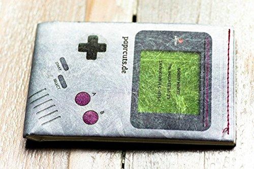 Paprcuts Portemonnaie - Game, Boy!: Ultraleichte Geldbörse - reißfest, wasserfest, recyclebar