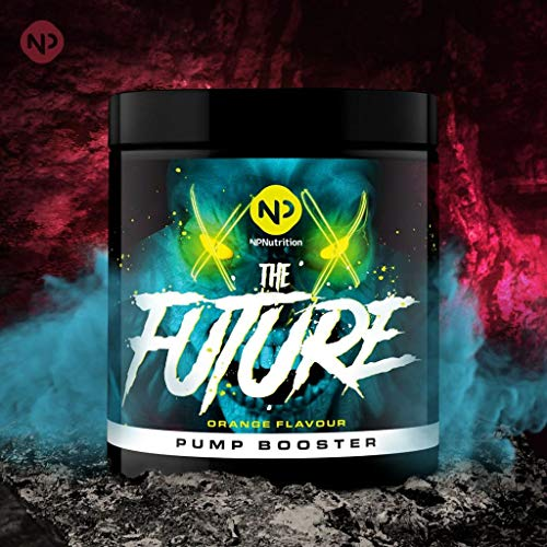 NP Nutrition The Future - PUMP Booster Orange