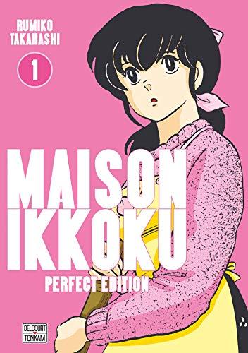 Maison Ikkoku - Juliette je t'aime Perfect Edition Tome 1