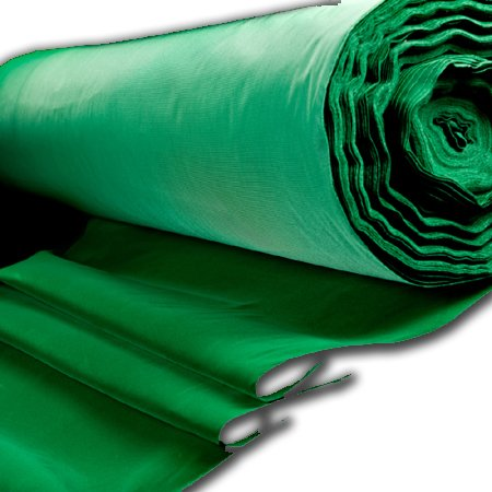 (Brand new 5 metres of green baize felt cloth fabric for poker tables + arts a...)