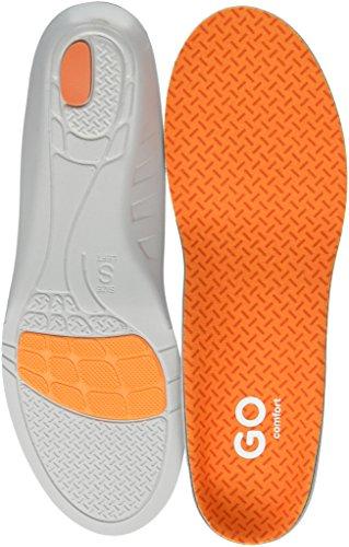 Go Comfort Work Insoles Orthotic Insole, Orange