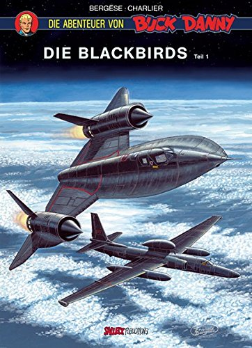 Buck Danny Sonderband 1: Die Blackbirds