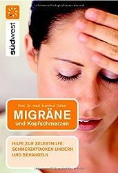 Migräne und Kopfschmerzen: Hilfe zur Selbsthilfe: Schmerzattacken lindern und behandeln