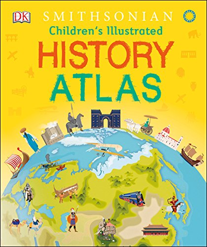 Children's Illustrated History Atlas (Visual Encyclopedia) (Globe World Old)