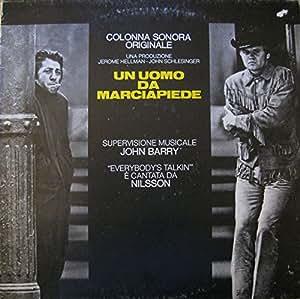 Various – Un Uomo Da Marciapiede (Colonna Sonora Originale)