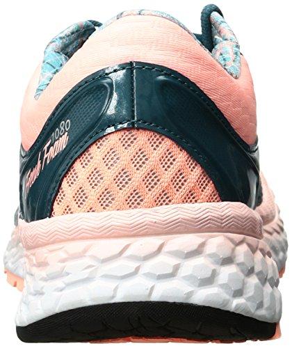 New Balance W1080V7 Women's Laufschuhe (D Width) - SS17 Blau
