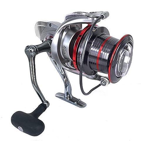 9000 10000 12000 Series Fishing Wheel Long Shot Casting Reel