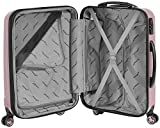 Packenger Velvet Koffer, Trolley, Hartschale  3er-Set in Mauve, Größe M, L und XL - 9