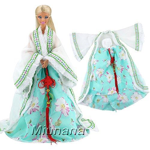 Miunana 1 Vestido Hadas Clásico Collections Kimono