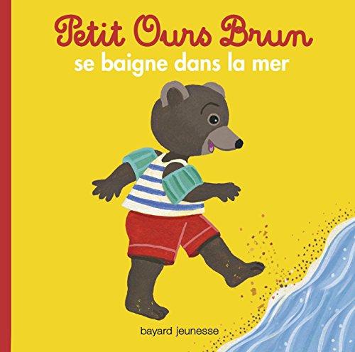 Petit Ours Brun se baigne dans la mer
