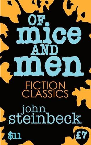 the themes of loneliness and friendship in of mice and men a novella by john steinbeck John steinbeck - e ssay on loneliness of mice and men essay on loneliness is a basic part of human life every one becomes lonely once in a while but in steinbeck's novella of mice and men, he illustrates the loneliness of ranch life in the early 1930's and shows how people are driven to try and find friendship in order to escape from.