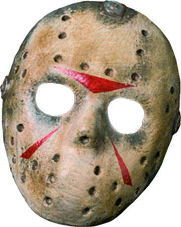 PARTY DISCOUNT Maske Hockey Jason, Deluxe ()