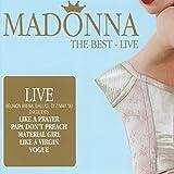 the best-live madonna