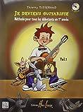 tisserand je deviens guitariste vol 1 by tisserand 2011 03 24