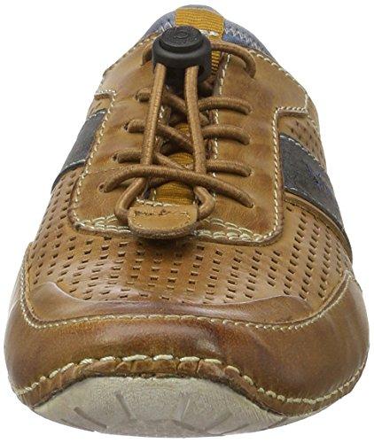 Bugatti D08024, Sneakers Basses Homme Marron (Cognac 644)