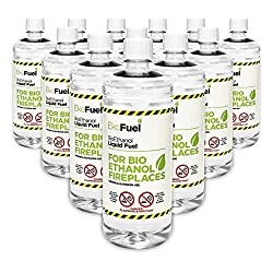 Bioethanol Fuel for Fires,12L, Free Next Business Day, 2Hr ETA Delivery to Mainland UK for Orders Placed Before 3pm. 9,000 Ebay Reviews. Bio Ethanol Liquid Fuel for bioethanol Fires. (12L) £2.70/Lt