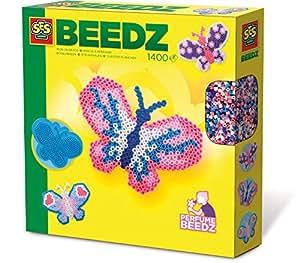 SES 06107 - Set perle da stirare, farfalle profumate