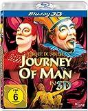 Cirque du Soleil - Journey of Man  (OmU) [3D Blu-ray]