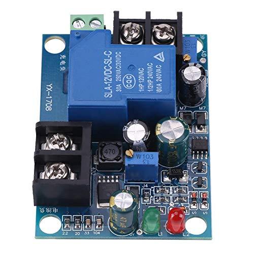 12V 24V 36V 48V 30A controllo di carica della batteria protezione bordo modulo recupero interruttore automatico