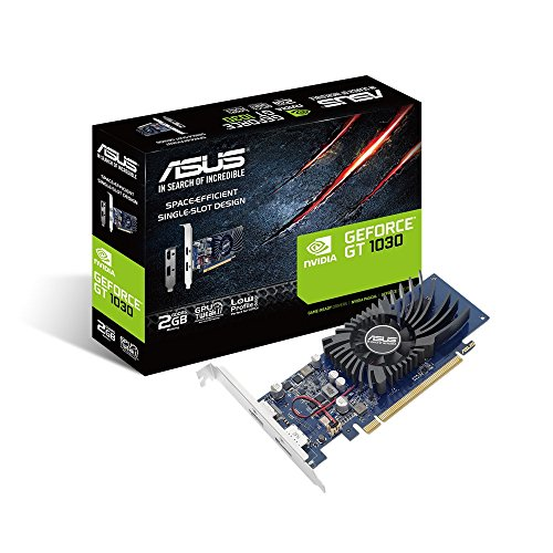 ASUS GT1030-2G-BRK GeForce GT 1030 2GB GDDR5, HDMI
