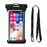 Waterproof Case TopACE Mobile Cell Phone Pouch Dry Bag For