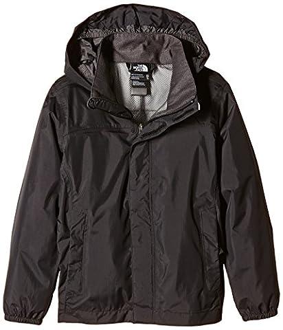 The North Face Jungen Jacke B Resolve Reflective Jacket, Tnf Black, S, 0689914818217