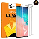 A-VIDET Schutzfolie für Samsung Galaxy S10 Ultra-klare Flexible Schutz Film Vollständige Abdeckung Bildschirmschutzfolie für Samsung Galaxy S10 (3 Stück)