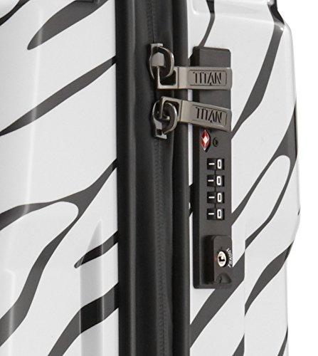 TITAN X2 Hartschalenkoffer Größe L, 825404-30 Koffer, 76 cm, 103 L, Salt - 3