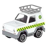 Feuerwehrmann Sam - Mini Die Cast Serie - Auto Tierrettung Tierarzt VET 4x4