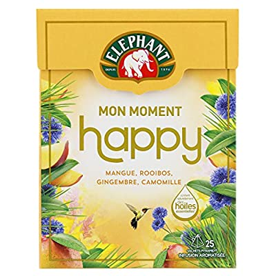Elephant Infusion Mon Moment Happy 25 sachets