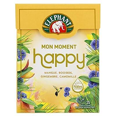 Elephant Infusion Mon Moment Happy 25 sachets