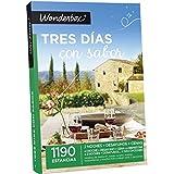 Caja regalo Estancia Gastronómica Tres Días con Sabor de ''Wonderbox''
