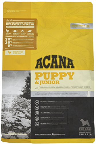 Acana Puppy and Junior Dog Food, 2 kg