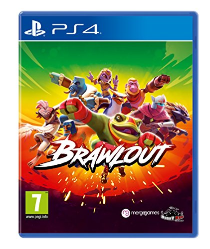 Brawlout (PS4) Best Price and Cheapest
