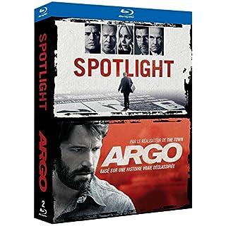 Spotlight + Argo [Blu-ray]