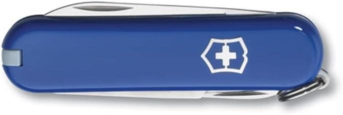Victorinox Taschenmesser Classic SD (7 Funktionen, Schere, Nagelfeile mit Schraubendreher)